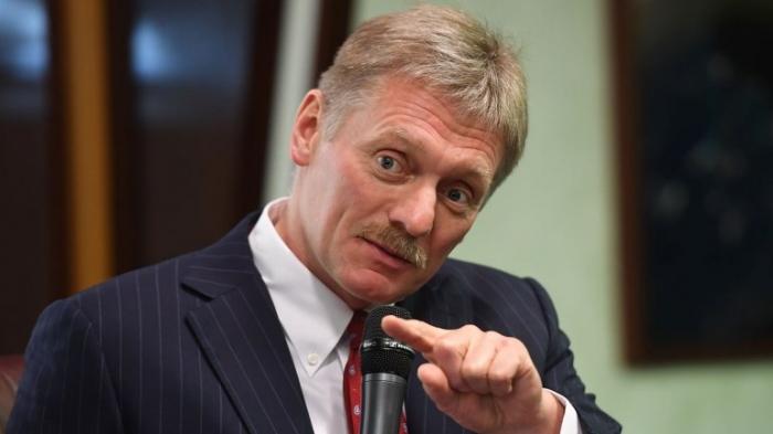 «Крым — Украина»: Кремль отреагировал на слова Зеленского