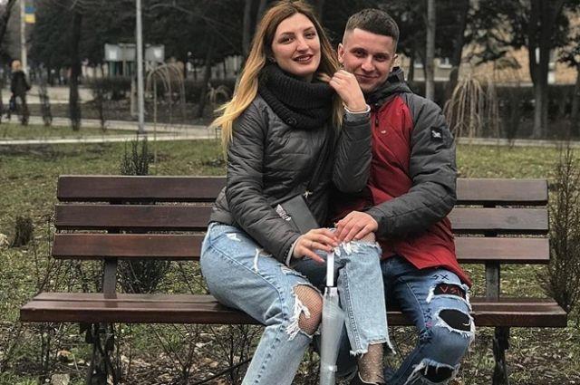 В Запорожье умерла девушка, которую облил бензином и поджег жених
