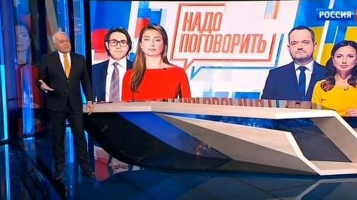 Почему стал возможен телемост между оккупантами и каналом Медведчука