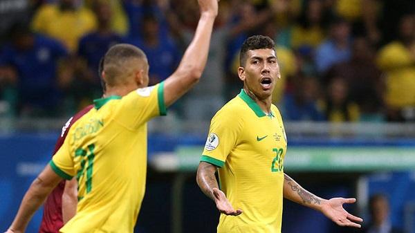 Бразилия — Перу Онлайн-трансляция матча