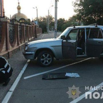 Конфликт между водителями в Мариуполе закончился стрельбой