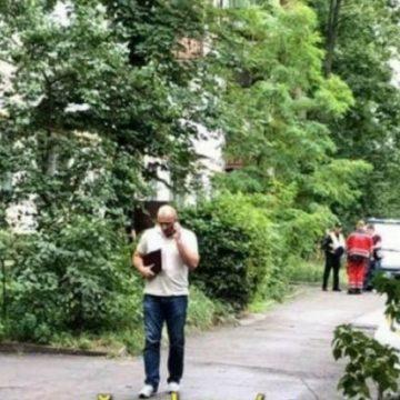 В Киеве мужчина убил сожительницу на глазах у матери и сбежал
