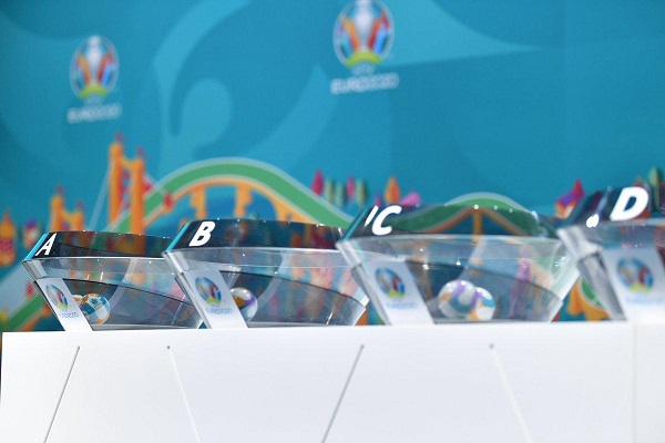 Жеребьевка Евро-2020: списки групп и все подробности