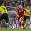 Бавария — Боруссия: онлайн трансляция матча