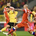 Россия — Бельгия — 0:0 онлайн трансляция