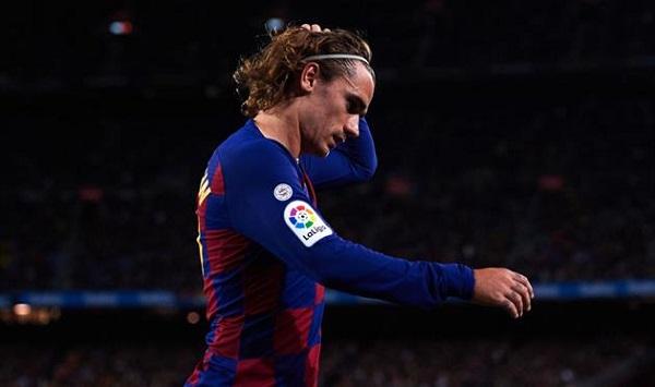 Атлетико — Барселона: онлайн трансляция
