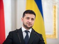 Зеленский заявляет, что на нормандском саммите никакой «зрады» не будет, и хотел бы чувствовать за своей спиной поддержку всей Украины