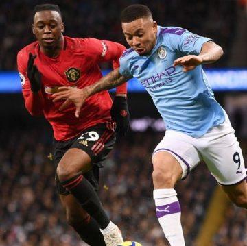 Манчестер Юнайтед — Манчестер Сити — 0:0 онлайн трансляция