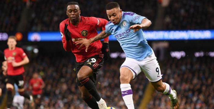 Манчестер Юнайтед — Манчестер Сити: онлайн трансляция