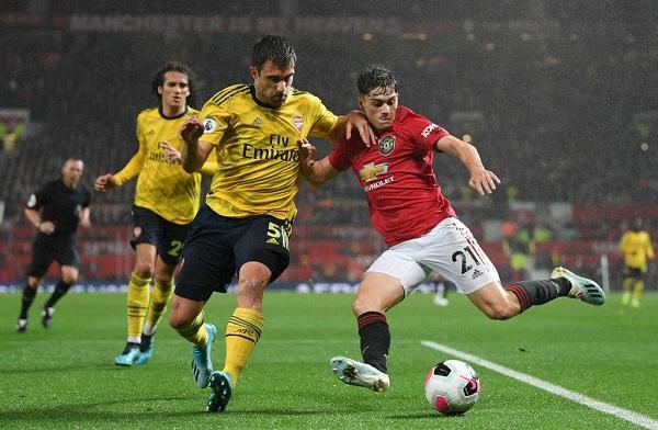 Арсенал — Манчестер Юнайтед — 1:0 Онлайн трансляция