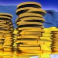 Денежная масса в Украине в январе выросла на 2%