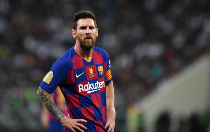 Атлетик — Барселона: онлайн трансляция