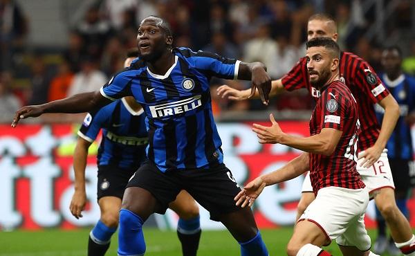 Интер — Милан — 0:0 онлайн трансляция