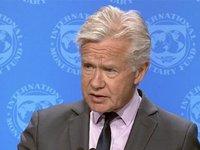 МВФ отмечает активный диалог с Украиной по новой программе, но затрудняется назвать возможные сроки ее утверждения