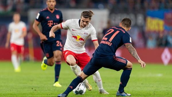 Бавария — РБ Лейпциг — 0:0 Хроника матча