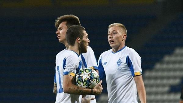 Динамо Киев — Динамо Загреб — 3:4 Хроника матча