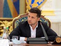 Зеленский и его офис намерены выделить личные средства на сооружение памятника космонавту Каденюку к середине ноября