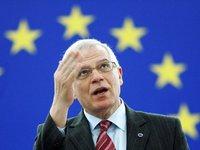Боррель начал визит в Украину, указав на важность независимых антикоррупционных институций и судебной реформы