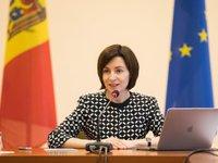 Избранная президентом Молдовы Санду не признала долги за поставки российского газа в Приднестровье