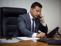 Зеленский просит главу Венецианской комиссии об экспертной помощи в решении кризиса, вызванного решением КС по антикоррупционной реформе