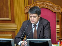 Разумков подписал законы об обеспечении дополнительными средствами Фонда борьбы с COVID-19 и финансировании угольной отрасли