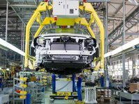 Украинское автопроизводство в 2020г сократилось почти на треть