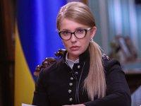 Тимошенко призвала депутатов местных советов требовать от правительства снижения цены на газ