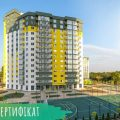 «Интергал-Буд» ввел в эксплуатацию дом столичного ЖК «Сырецкие сады»
