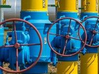 Украина вошла в весну с рекордными запасами газа 18 млрд куб. м