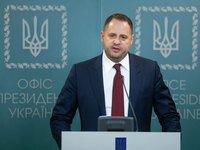 Ермак надеется, что процесс вступления Украины в НАТО будет максимально ускорен