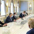 Зеленский обсудил евроинтеграционные стремления Украины с представителями Бенилюкса