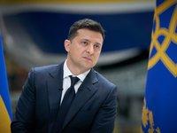 Зеленский предложил создание нового формата переговоров, который бы включал Донбасс, Крым и «Северный поток – 2»
