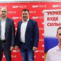 Руководителем партии «УДАР Виталия Кличко» в Житомирской области стал первый замглавы облсовета Дзюбенко