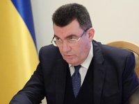 СНБО приняло решение о развитии в Украине авиастроительной отрасли – Данилов