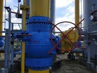 Прогнозная цена импорта газа в проекте госбюджета-2022 – $220 за тыс. куб. м