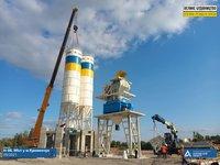 Турецкая Dogus начала монтаж бетонного завода для строительства Кременчугского моста