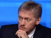 В Кремле заявили, что контакты Зеленского и Путина невозможны из-за позиции Киева